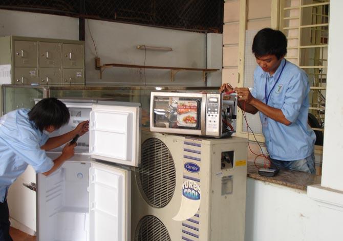 Dịch Vụ Lắp Đặt Máy Lạnh Quận 11 Gía Rẻ Nhất