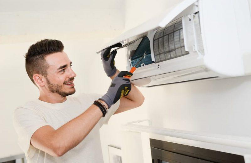 Dịch Vụ Sửa Máy Lạnh Nhà Bè Gía Rẻ Nhất