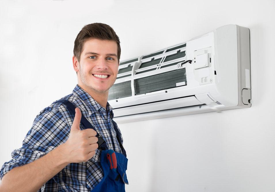 vệ sinh máy lạnh thuận an