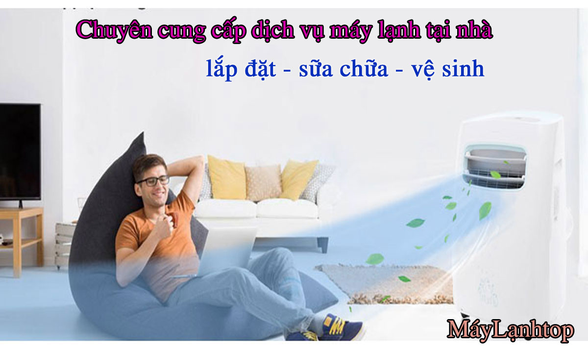 Sửa Máy Lạnh Thuận An