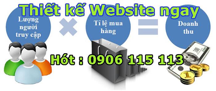 Thiết kế Website sẽ là bước đầu khởi nghiệp thành công cho các doanh nghiệp